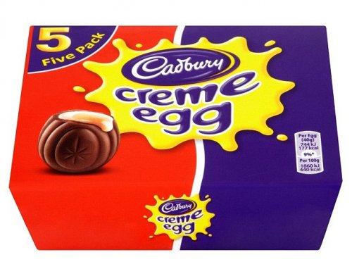 5 Cadbury Creme Eggs @ Aldi 79p