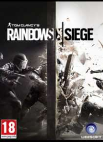 [UPlay][Digital Code] £13.16 Tom Clancy's Rainbow Six Siege (Global) -  Crovortex / G2A
