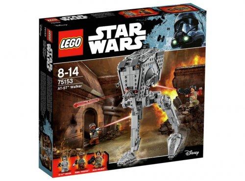 LEGO 75153 Star Wars AT-ST Walker Building Set £29.99 @ Amazon