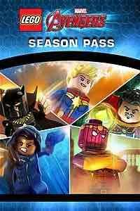 Lego Marvel's Avengers Season Pass £4 @ Microsoft