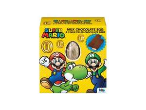 Super Mario/Despicable Me Easter Eggs (BOGOF) so 2 Eggs for 79p @ Lidl (instore)