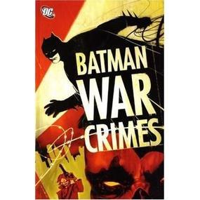 Batman War Crimes (Graphic Novel) by Bill Willingham & Andersen Gabrych only £2.99 @ Forbidden Planet