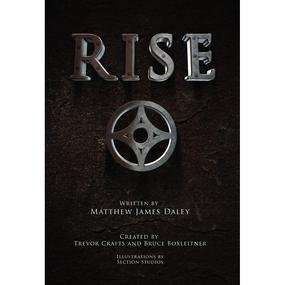 Rise A Lantern City Illustrated Novel (Hardcover) Signed by Bruce Boxleitner £2.99 @ Forbidden Planet