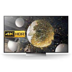 Sony Bravia TV - KD55XD9305BU Black, 55inch 4K Ultra HD, HDR, 3D, Android - £1099.99 (£1066.99 with TCB) @ Co-Op Electrical, 5 year warranty, free next day delivery