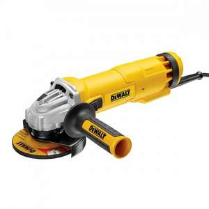 DEWALT DWE4206L 115 mm 1010 W 110 V Mini Grinder £24.52 Amazon