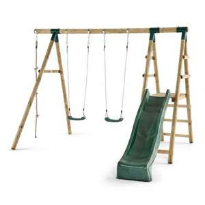 Plum Baboon Swing Set was £350 now £225 (poss £220 delivered) @ B&Q online