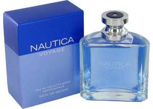 Nautica Voyage EDT 100ml, £14.99 Delivered @ Ebay, seller beautymagasin