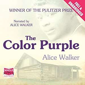 The Colour Purple official audiobook £1.99 + possible free £10 Audible voucher