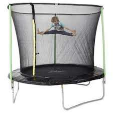 8ft Plum Trampoline & Enclosure £80 C+C @ Tesco Direct