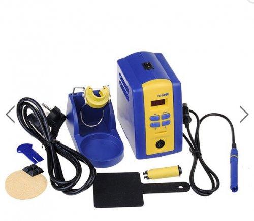 FX-951 220V EU Plug Solder Soldering Iron Station with Tip - £68.29 (£60.75 inc shipping after coupon) @ Banggood