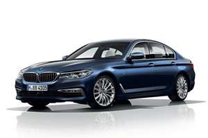 BMW 5 Series @ Sixt car Rental £49.00 Per day