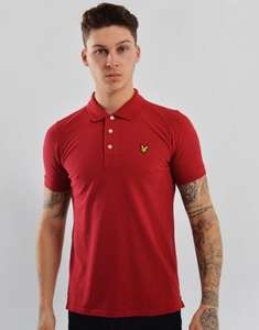 Men's Lyle and Scott Clearance 60% off @ Terraces Menswear (£2.99 del free over £50)