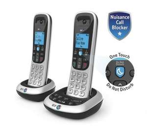 BT 2700 Twin Cordless Phone with answer machine £34.99 or £27.99 with code from Ryman