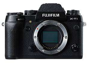 Fujifilm X-T1 camera (body only) £553.97 - Amazon (inc free Prime delivery)