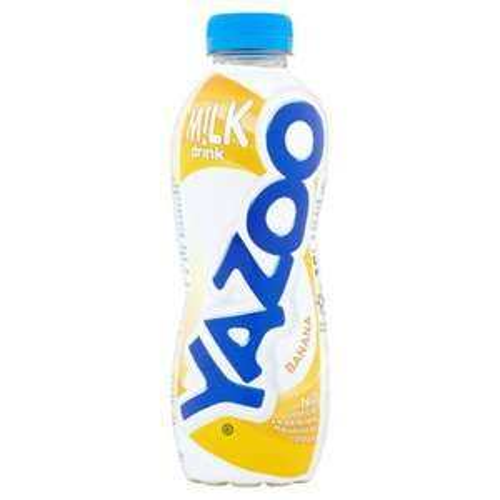Yazoo Chilled Banana / Chocolate or Strawberry Flavoured Milkshake 400ml Half Price was £1.00 now 50p @ Tesco