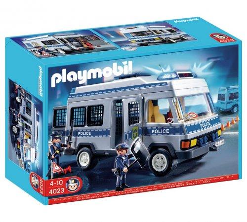 Playmobil 4023 Police Van £12.99 - Argos
