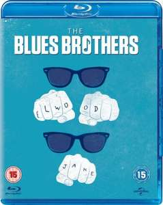 The Blues Brothers [Blu-ray] £4.50 delivered with code @ Zoom