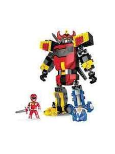 power rangers mega construx Mighty Morphin MegaZord £23.99 @ Very