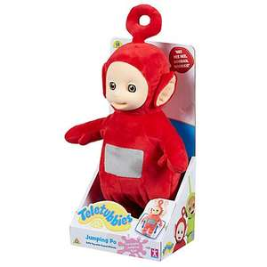 Teletubbies Jumping Po £2.08 instore @ Tesco