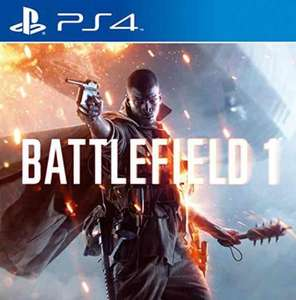 Battlefield 1 PS4 £27.99 @ Amazon