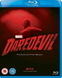 Daredevil Season 1 Blu Ray £11.99 @ HMV (matched by Amazon)