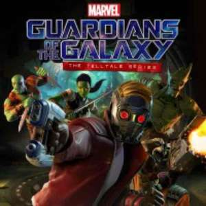 Guardians of the Galaxy: The Telltale Series Demo