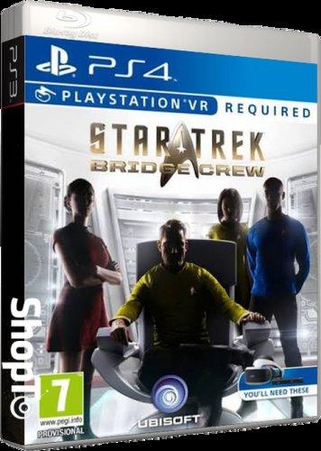 Star Trek Bridge Crew PSVR £34.85 @ Shopto