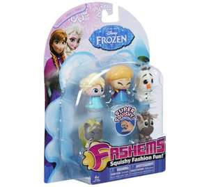 Frozen/My Little Pony Fash'em bumper pack - £4.99 each at Argos