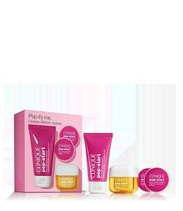Clinique pep-ify me set for £10 with free click and collect @ Boots