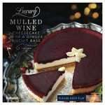 reduced to clear 1kg Frozen Mulled Wine Cheesecake only 50p instore at Iceland (Barrhead Glasgow)