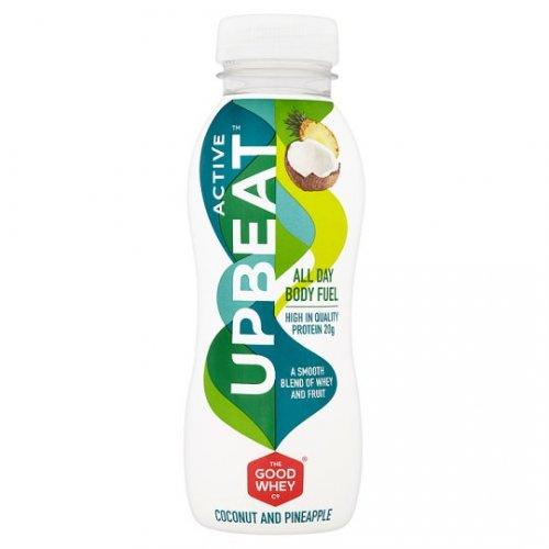 Free Upbeat Coconut & Pineapple