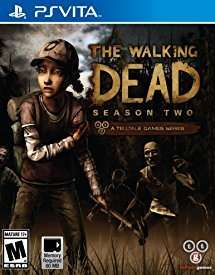 The Walking Dead - Season 2 (PS Vita) ~£10.75 Delivered @ Amazon.com