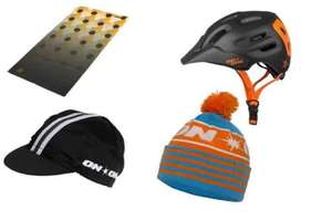 On-One Enduro Helmet Bundle £30