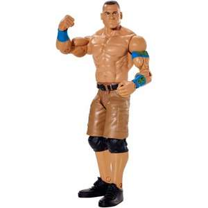WWE Basic Series 56 John Cena Figure £1.00 @ + Smyths (Instore Only) (+Others)