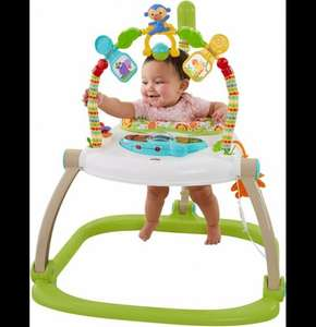 Fisher Price Rainforest Spacesaver Jumperoo now £50 Asda free collect in store was £89.97