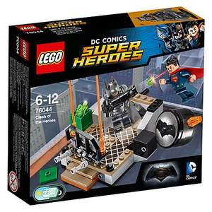 LEGO DC Comics Super Heroes Clash of the Heroes 76044 £7 @ Smyths (Instore Only)