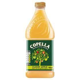 Copella Cloudy Apple Juice, Copella Apple & Blackberry Juice, Copella Smooth Orange Juice, Copella Smooth Orange Juice with bits (900g) was £1.98 now £1.00 (Rollback Deal) @ Asda