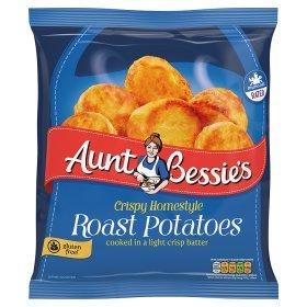 Aunt Bessie's Homestyle Roast Potatoes 907g ONLY £1.00 @ Asda