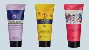 marie claire magazine £3.90 (or £2.50) with a Neal's Yard hand cream worth £10
