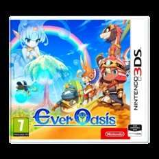 [3DS] Ever Oasis Pre-Order £28.99 @ 365Games