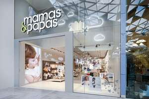 Mamas & papas register and get £5 off £20, £10 off £30 & £15 off £50