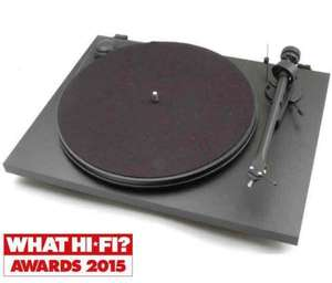 Pro-Ject Essential 2 Turntable - £149 @ RicherSounds (VIP Only - In-store and Telesales Only)