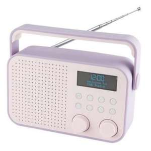 Tesco DAB Radio DR1404P - £12.00 - eBay/Tesco Outlet