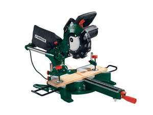 Parkside Compound Sliding Cross Mitre Saw (Lidl from 27th April) for £79.99