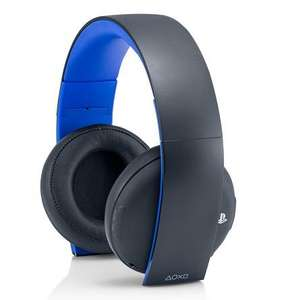 Sony PlayStation Wireless Sterio Headsets 2.0 £49 @ Hughes