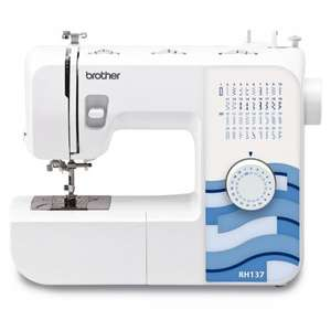 Brother RH137 Sewing Machine With 37 Stitch Options £109  Tesco on eBay