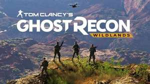 Ghost Recon: Wildlands PS4 - £20 (Amazon Warehouse, Used/Very Good)