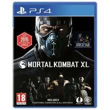 PS4 mortal kombat XL / Xbox one £16.99 @ Argos