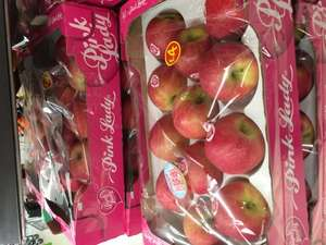 Pink Lady apples. Tray of 12 - £4.00 @ Asda (instore)