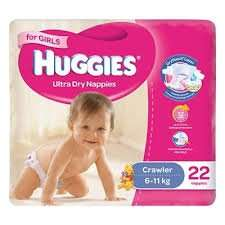 Huggies 22 pack - 99p instore @ B&M Glasgow